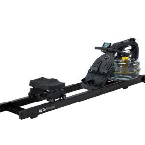 Гребной тренажер Neon Plus - черный