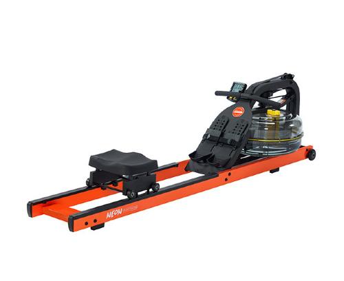 Гребной тренажер Neon Plus - оранжевый