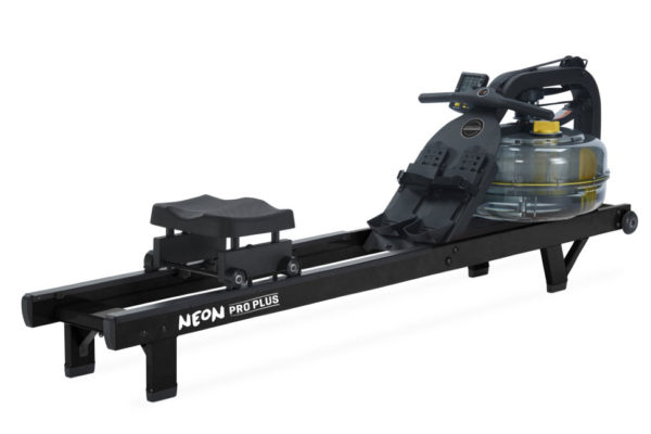 Гребной тренажер FDF Neon PRO Plus черный